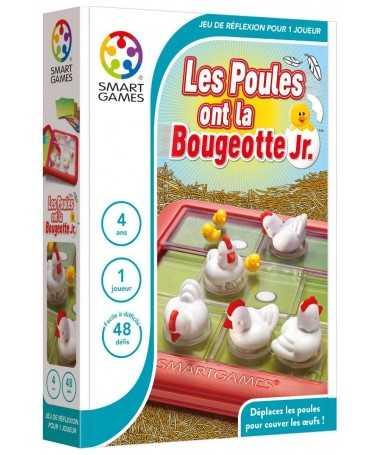Les Poules ont la Bougeotte 3D