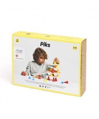 Oppi - Jeu de construction - Piks Small kit
