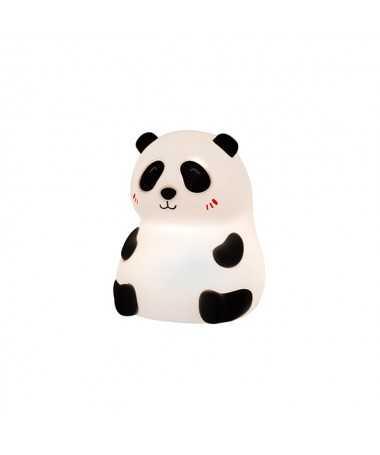 Panda veilleuse tactile en silicone