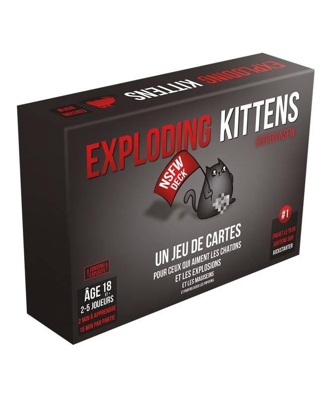 Exploding Kittens - NSFW