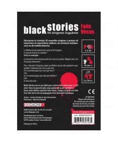 Black Stories - Faits vécu