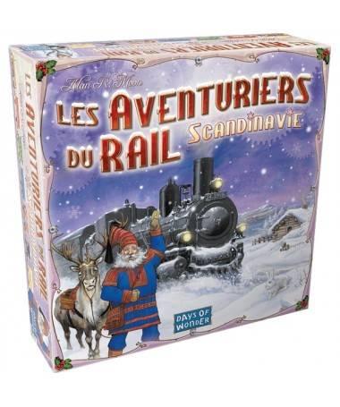 Les aventuriers du Rail ext. Scandinavie