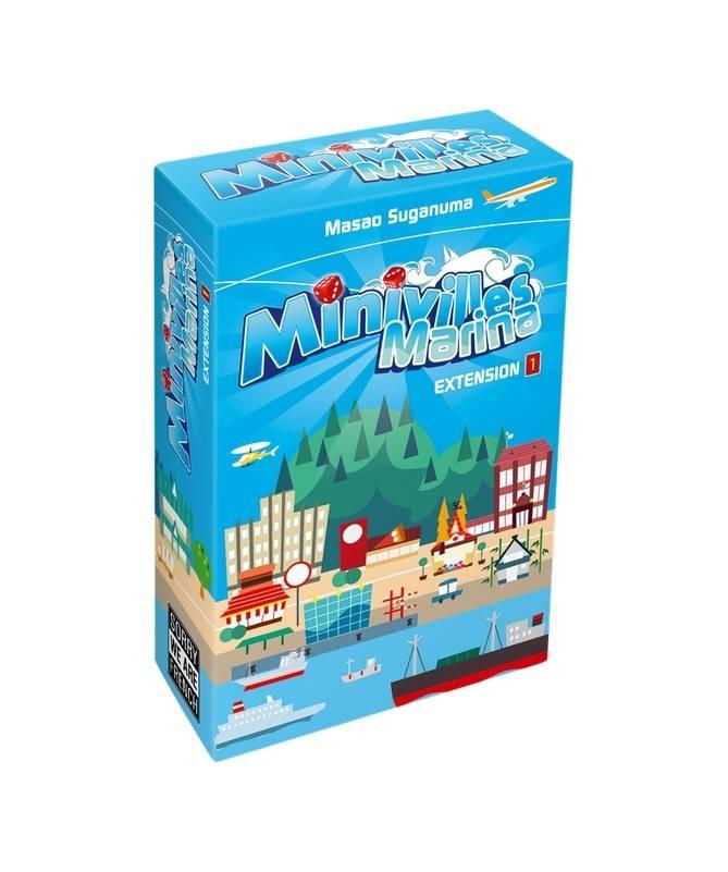 Minivilles ext. Marina