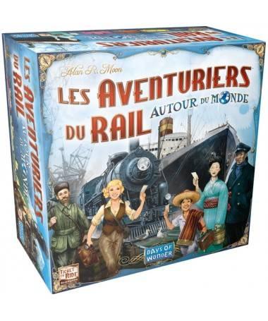 Les aventuriers du Rail : Autour du Monde