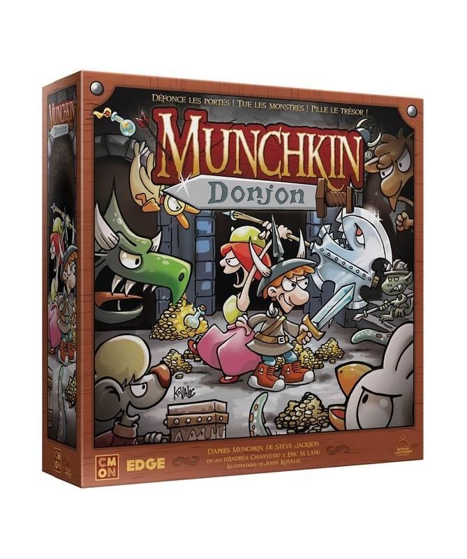 Munchkin Donjon