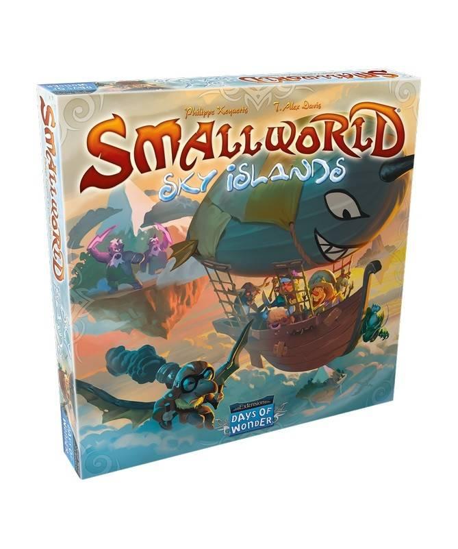SmallWorld ext. Sky Islands