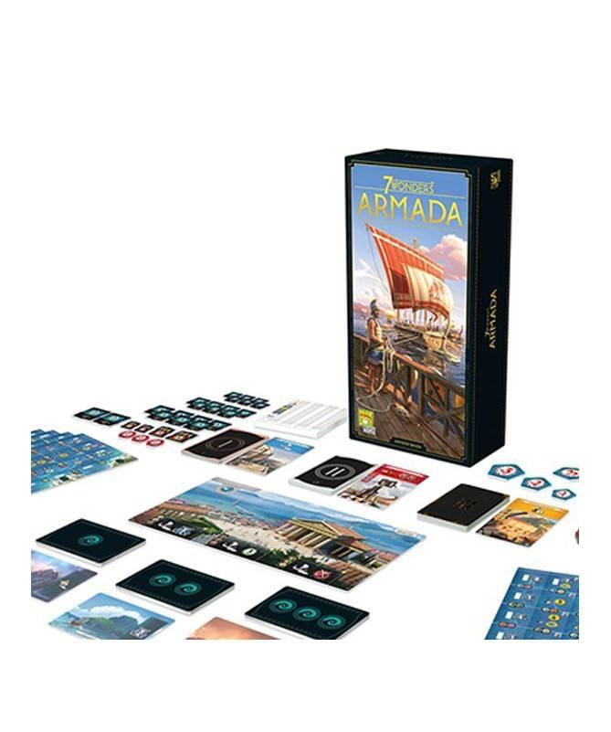 7 Wonders ext. Armada (Nouvelle Édition)