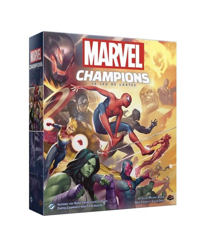 Marvel Champions - jeu de cartes