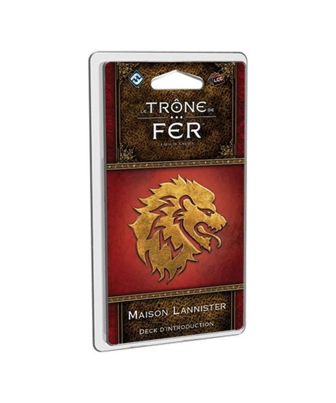Le Trône de Fer JCE - Lannister (deck intro)