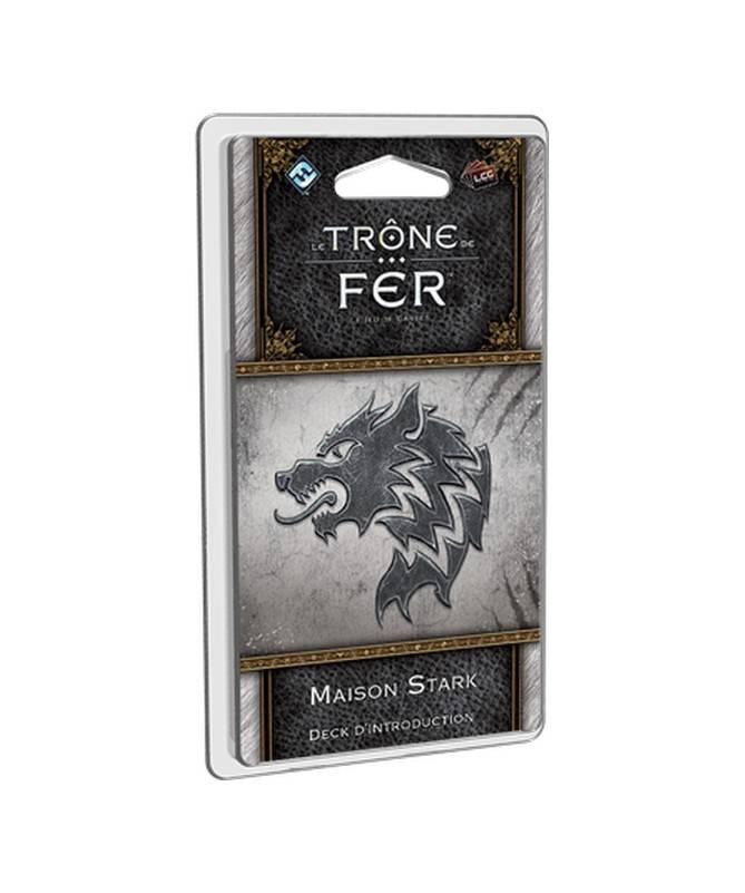 Le Trône de Fer JCE - Stark (deck intro)