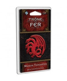 Le Trône de Fer JCE - Targaryen (deck intro)