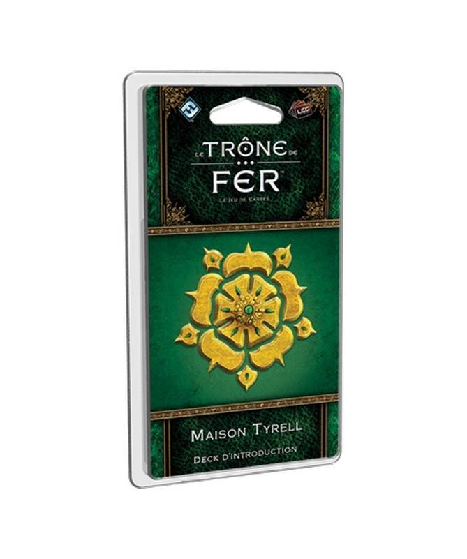 Le Trône de Fer JCE - Tyrell (deck intro)