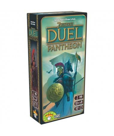 7 Wonders Duel ext. Pantheon