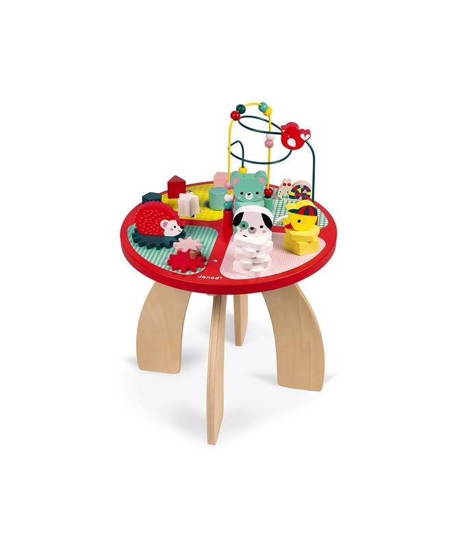 TABLE D'ACTIVITES - BABY FOREST