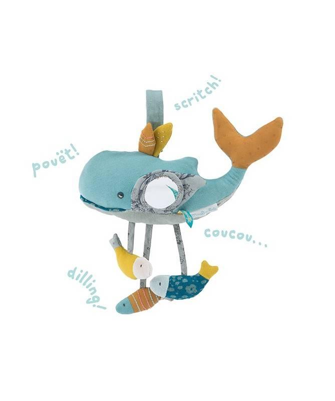 Baleine d'activités à suspendre