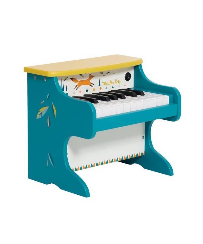 Piano électronique – Le Voyage d'Olga