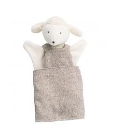 Marionnette Albert le Mouton – La Grande Famille