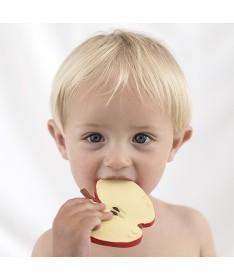 Jouet de dentition Pepita la pomme