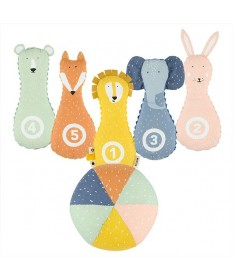 Quilles animaux - Bowling