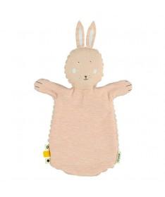 Marionnette Mrs Rabbit