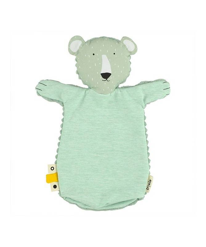Marionnette Mr Polar Bear