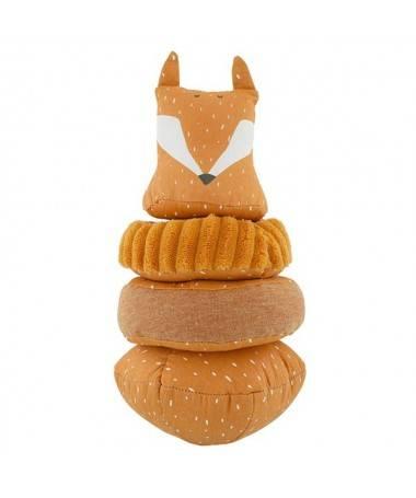 Jouet Culbuto tissu Mr Fox