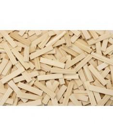 Batibloc classic - 100 planchettes en bois