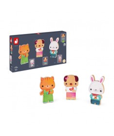 Funny magnet - animaux de compagnie