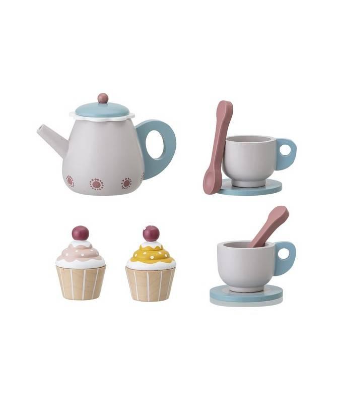 Dinette en bois - L'heure du thé