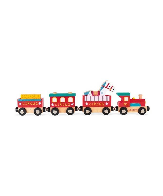 TRAIN CIRQUE STORY