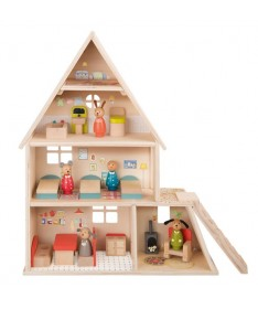 Maison de poupée – La Grande Famille
