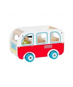Bus en bois – La Grande Famille