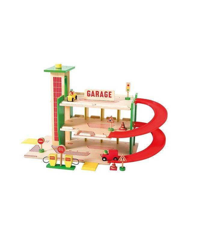 Garage Dans la ville