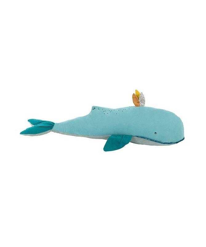 Peluche Baleine géante Le Voyage d'Olga