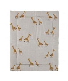 Tapis de Jeu - Coton - Girafes