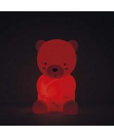 Home - Ma Veilleuse souple LED - Ours Lune