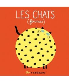 Livre Les Chats (Formes)