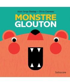 Livre Monstre Glouton