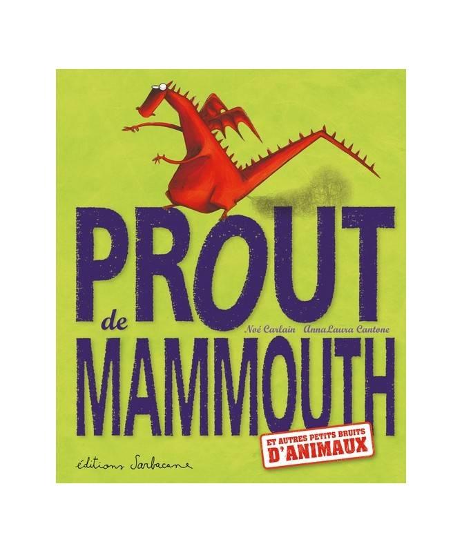 Livre Prout de Mammouth