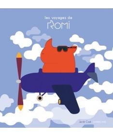 Livre Les Voyages de Romi