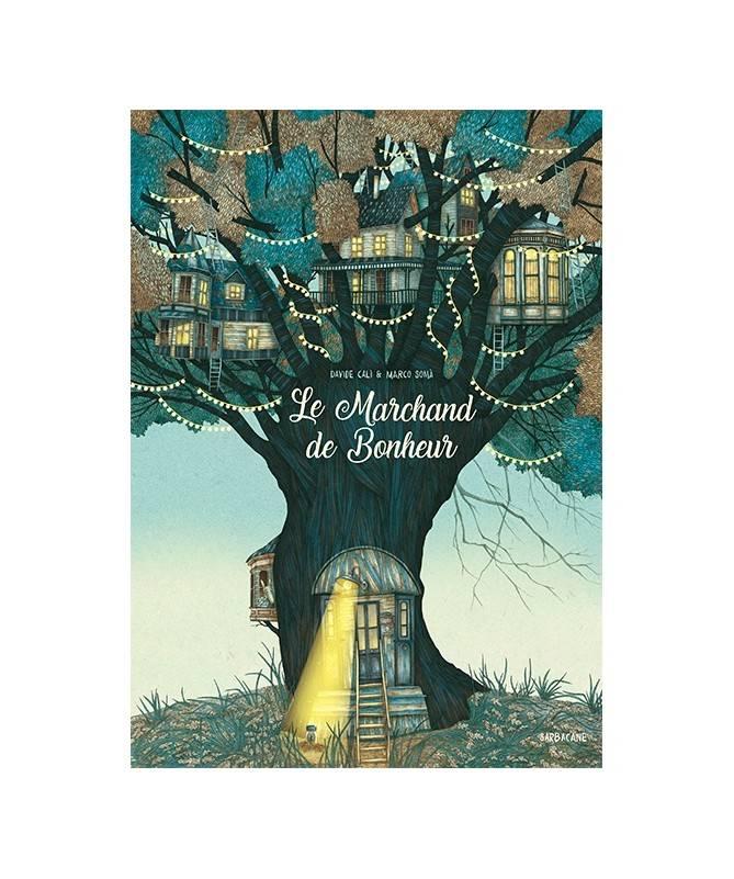 Livre Le Marchand de Bonheur