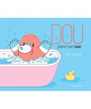 Livre Dou prend son bain