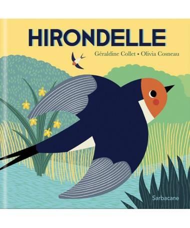 Livre Hirondelle