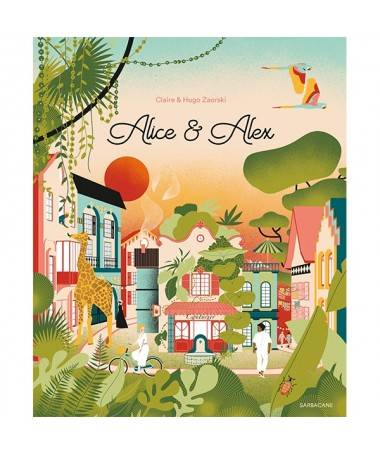 Livre Alice et Alex