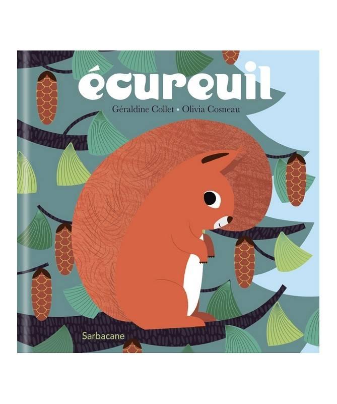 Livre Ecureuil