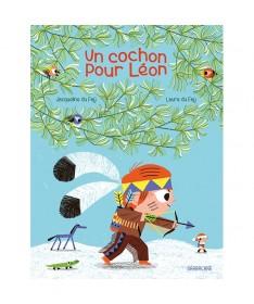 Livre Un cochon pour Léon
