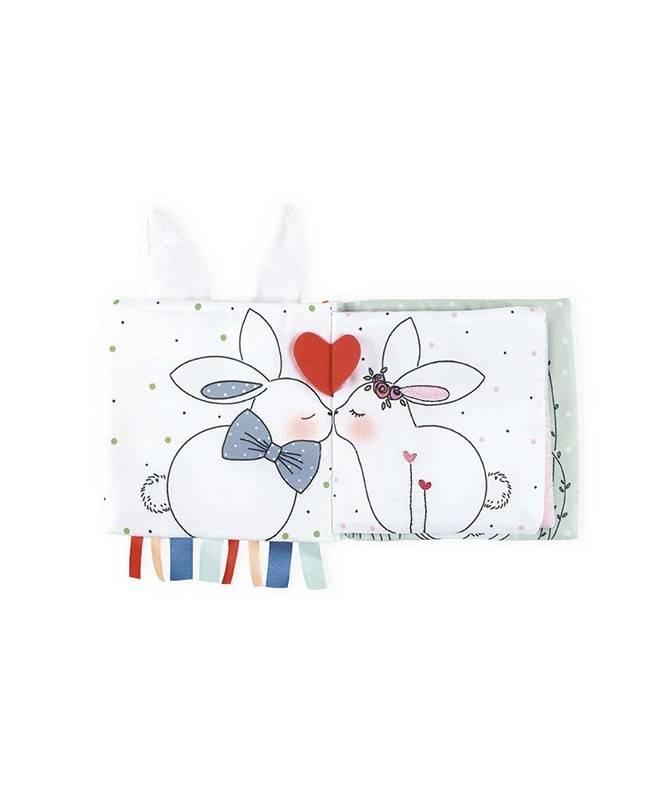 Livre d'éveil - Le Lapinou amoureux
