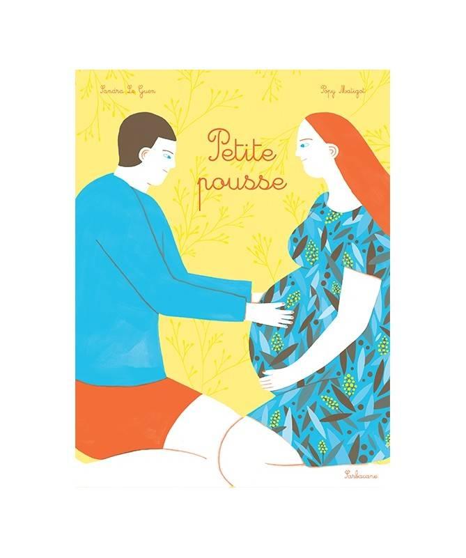Livre Petite Pousse
