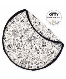 Tapis et sac de jeu OMY Paris