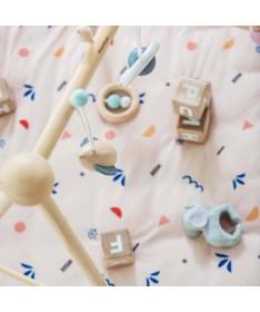 Tapis d'Eveil et Sac de jouets Icones Baby